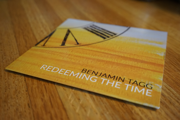 Redeeming the Time - Audio CD Front Cover